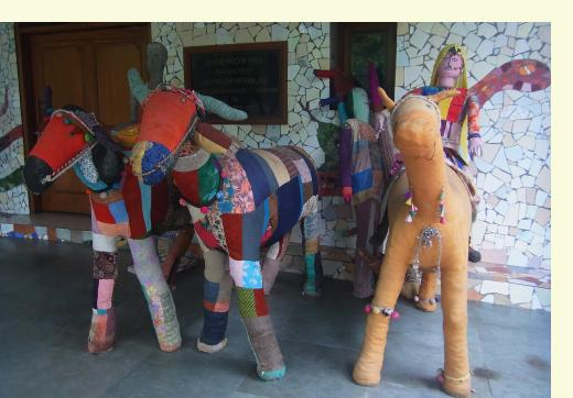 Dolls by Nek Chand
